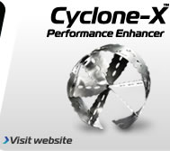 Cyclone-X website